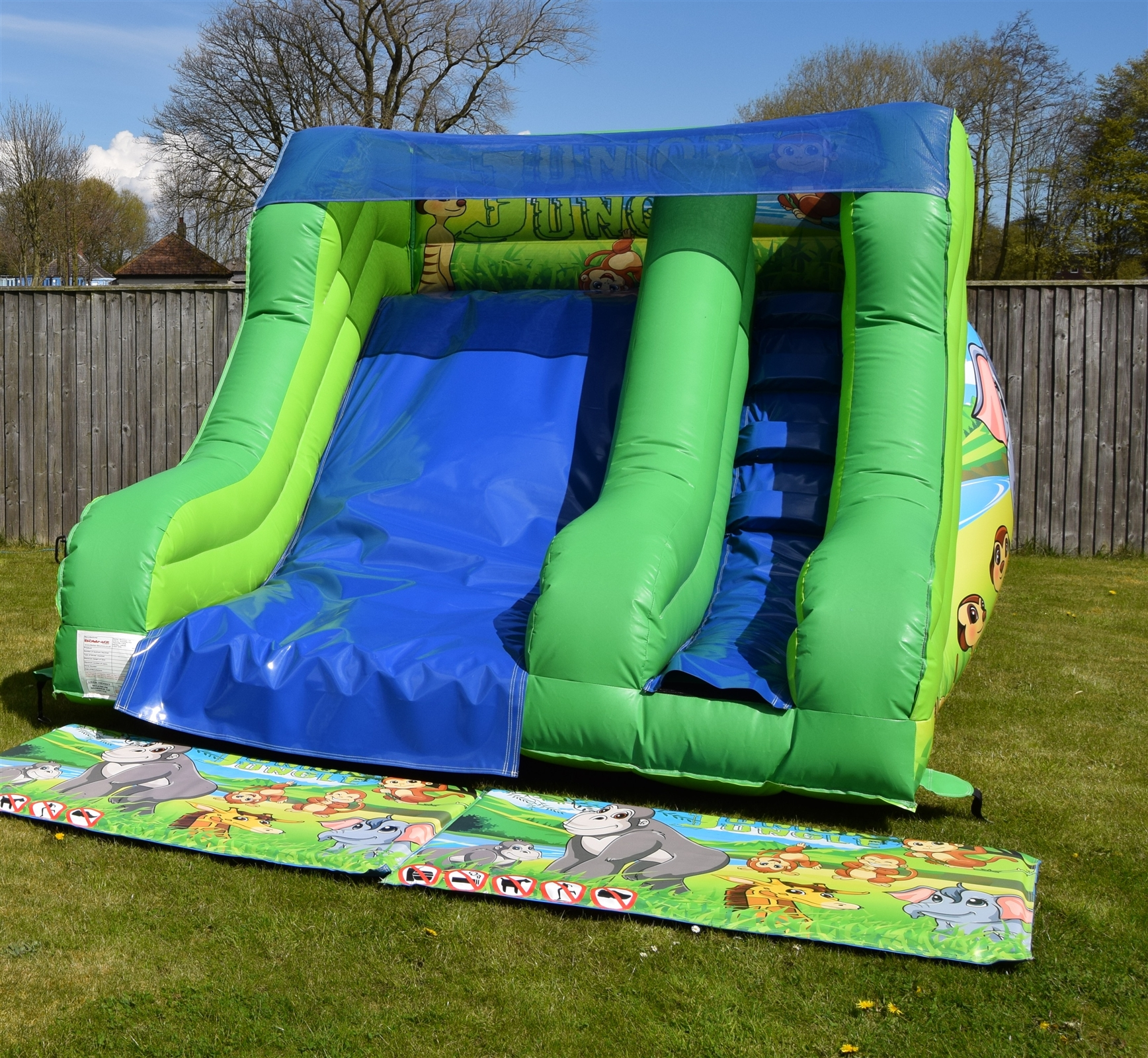 Inflatable Slide Hire Uk: Bouncy Castle Hire In Louth