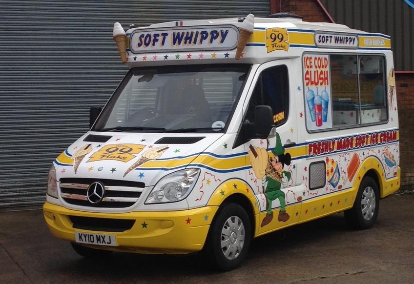 Van Hire Chelmsford >> Ice Cream Cart Hire & Ice Cream Vendor Hire in London & Essex