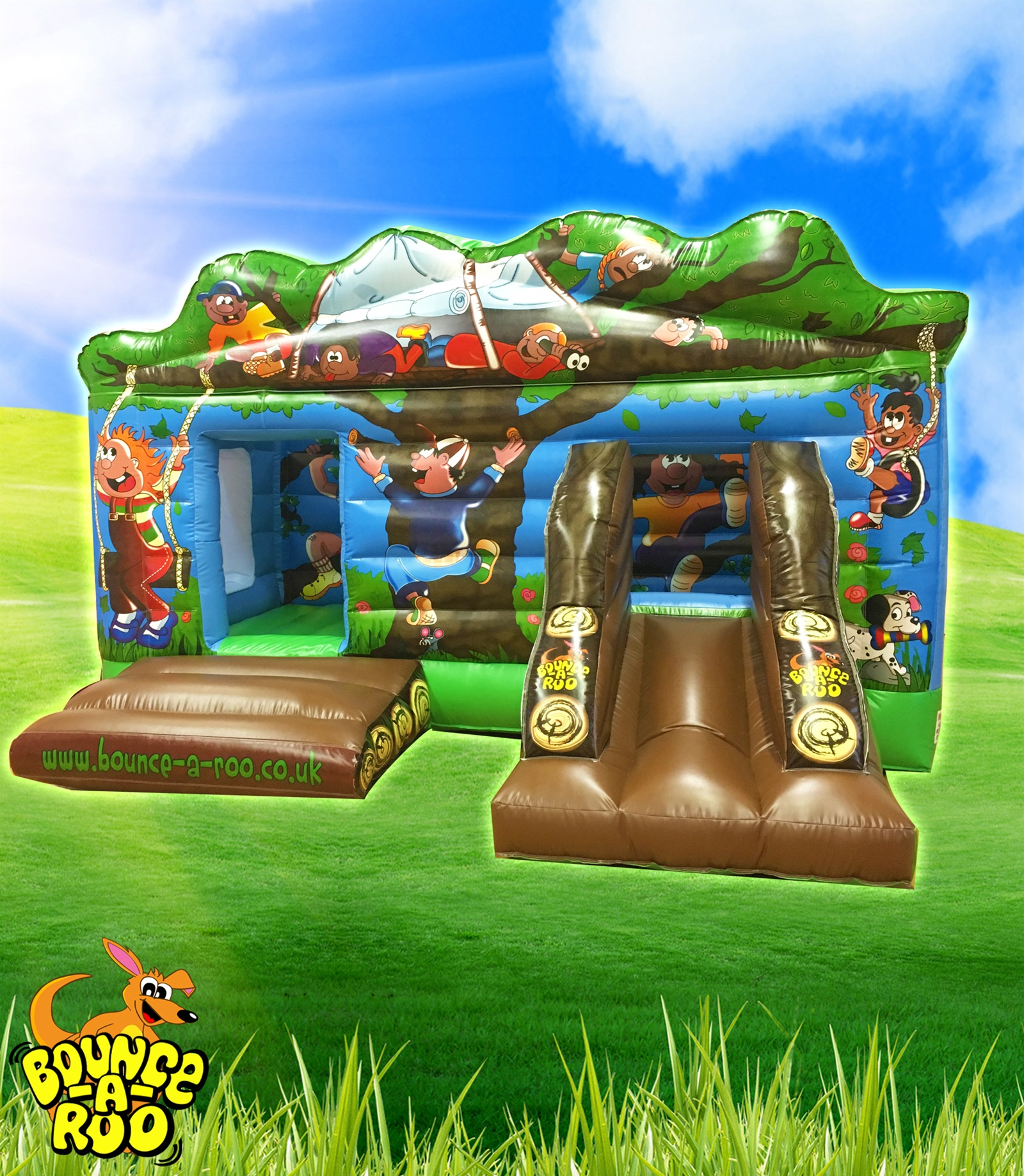 Every Party Needs To Be Crashed Amenadiel S Here For: Bouncy Castle Hire In West Wiltshire And Bath
