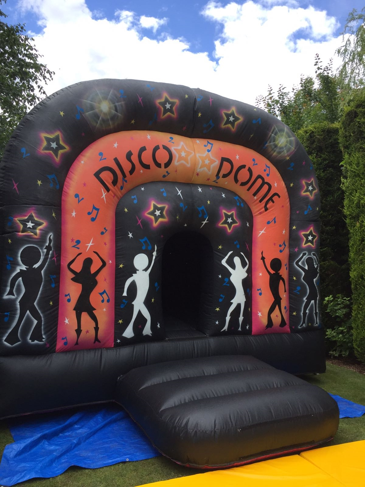Bouncy Castle Hire Soft Play Hire Disco Dome Hire Hot