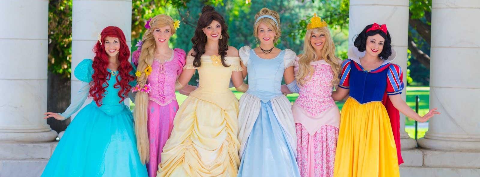 Disney Princesses Bouncy Castle Hire Bouncy Castles