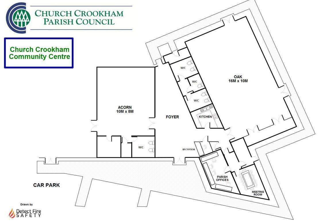 church crookham community centre