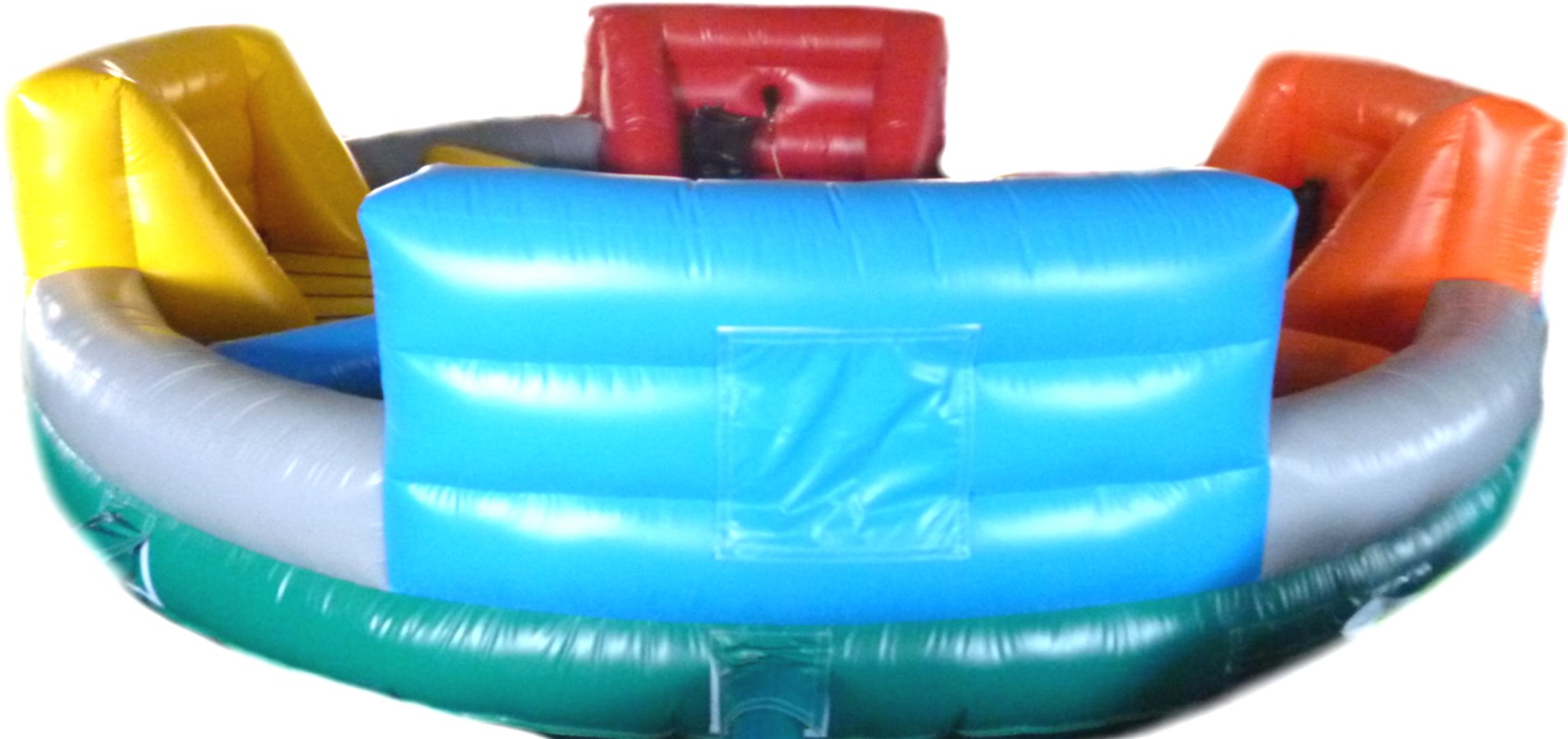 Inflatable hungry hippo 39 s bouncy castle hire in coventry for Chair network golf