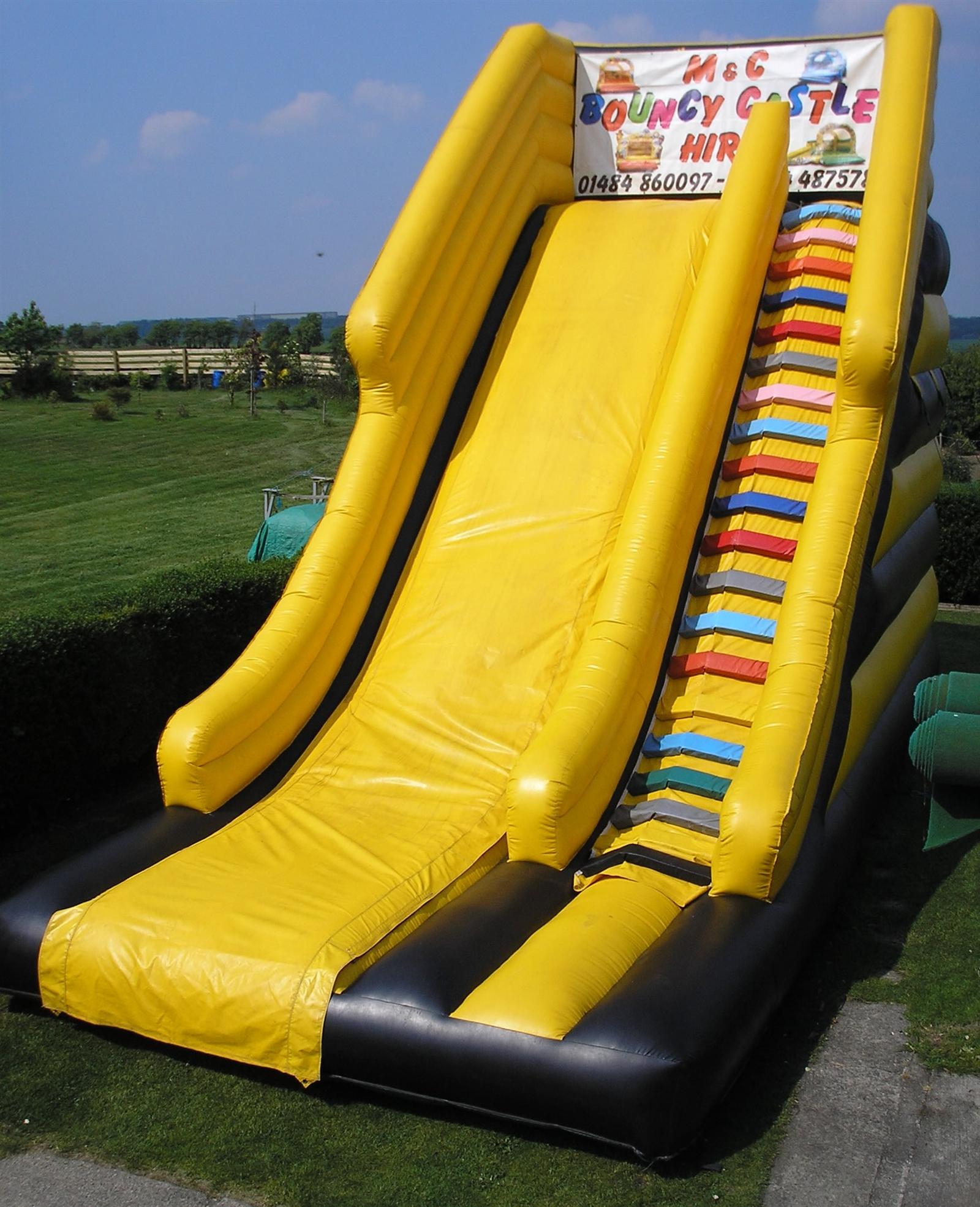 Inflatable Slide Hire Uk: Inflatable Slide Hire In Huddersfield & Wakefield
