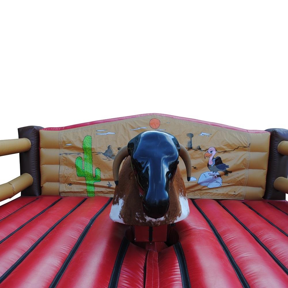 Inflatable Slide Hire Uk: Rodeo Bull / Bucking Bronco