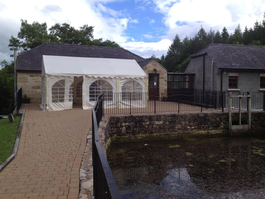 Marquee Hire Bouncy Castle Hire Marquee Hire In Omagh