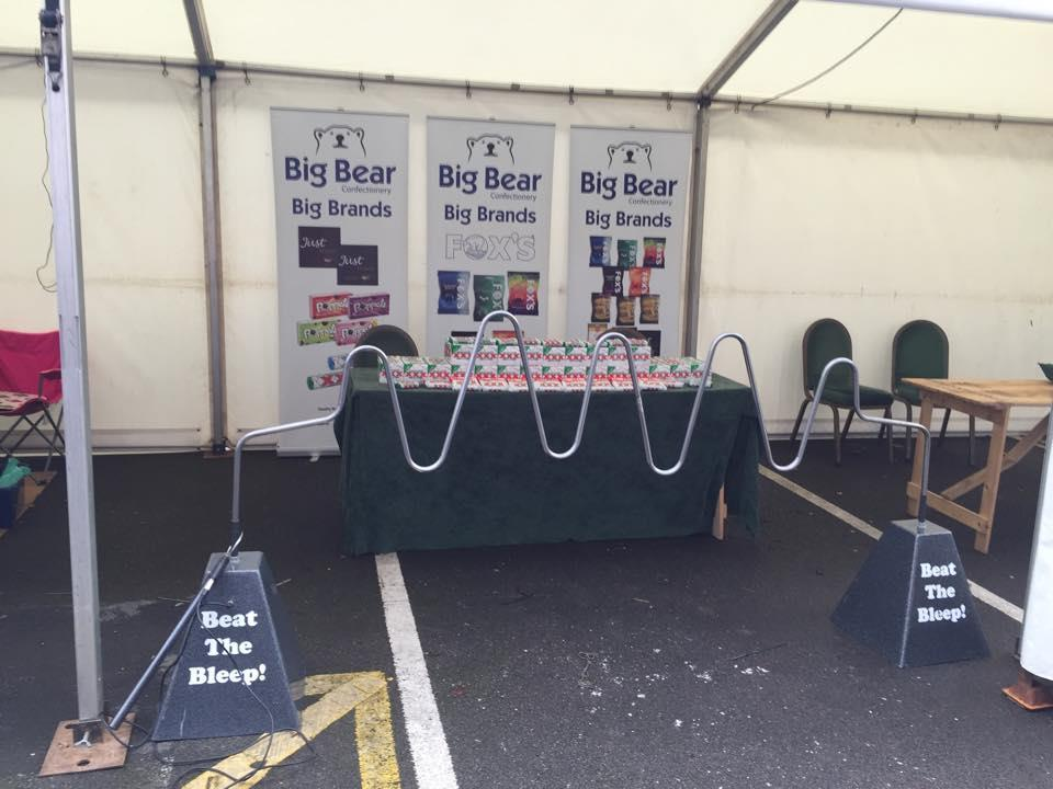Exhibition Stand Hire Yorkshire : Beat the bleep bouncy castle hire in leeds west yorkshire