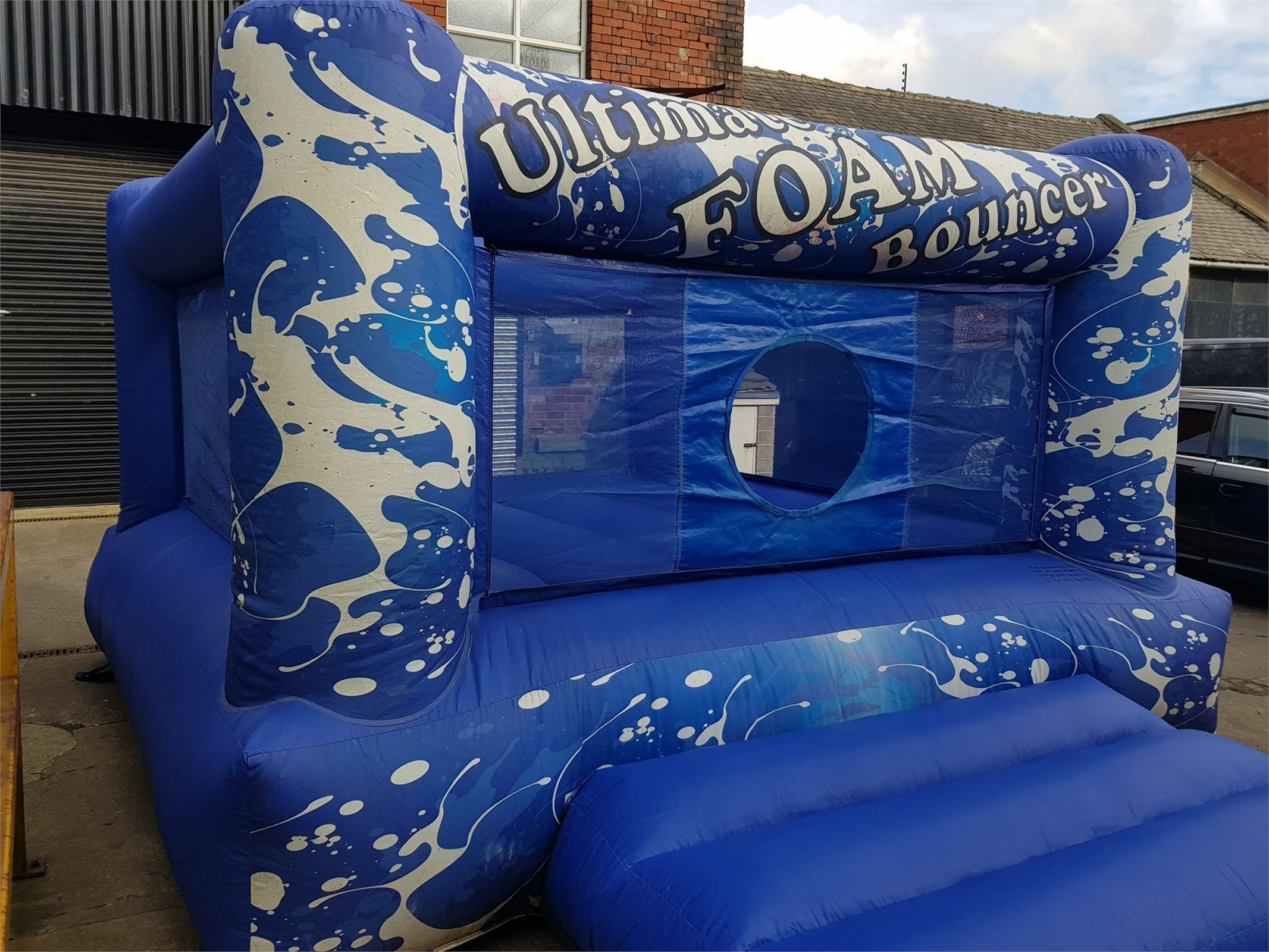 Used Products Bouncy Castle Manufacture Amp Sales In