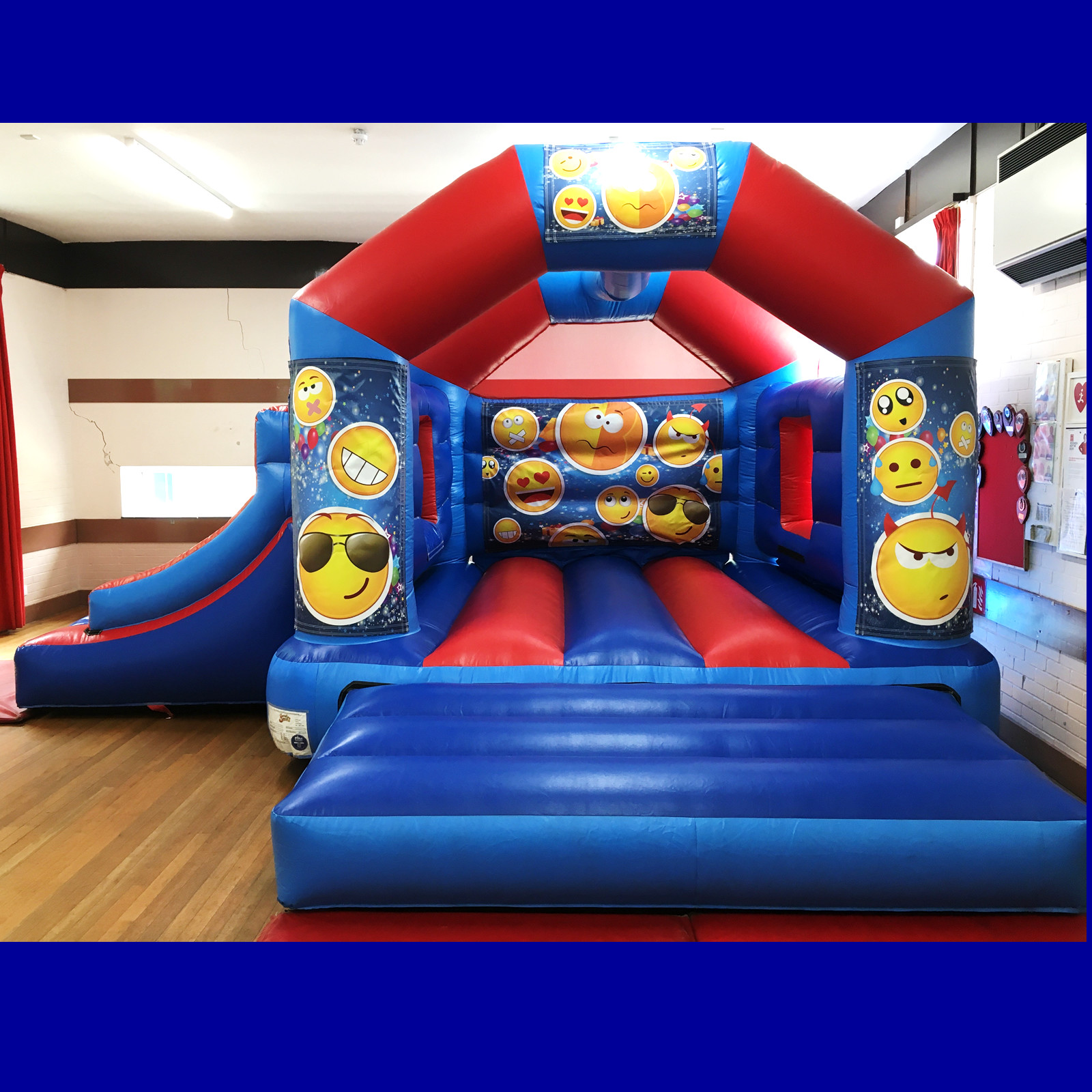 Bouncy Castle & Soft Play Hire In Crawley
