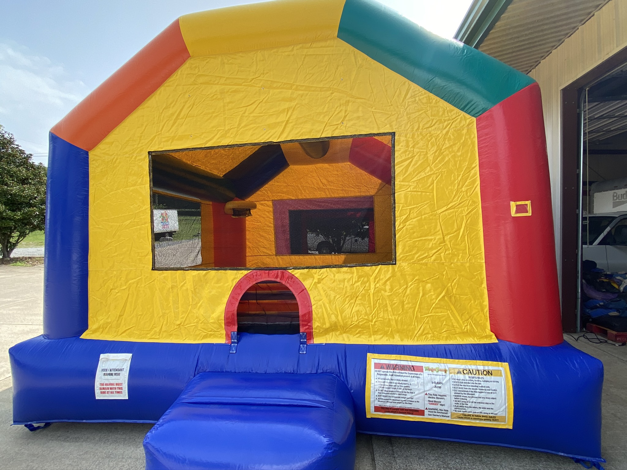 Elementary Ages - Inflatable Bounce Houses & Water Slides ...