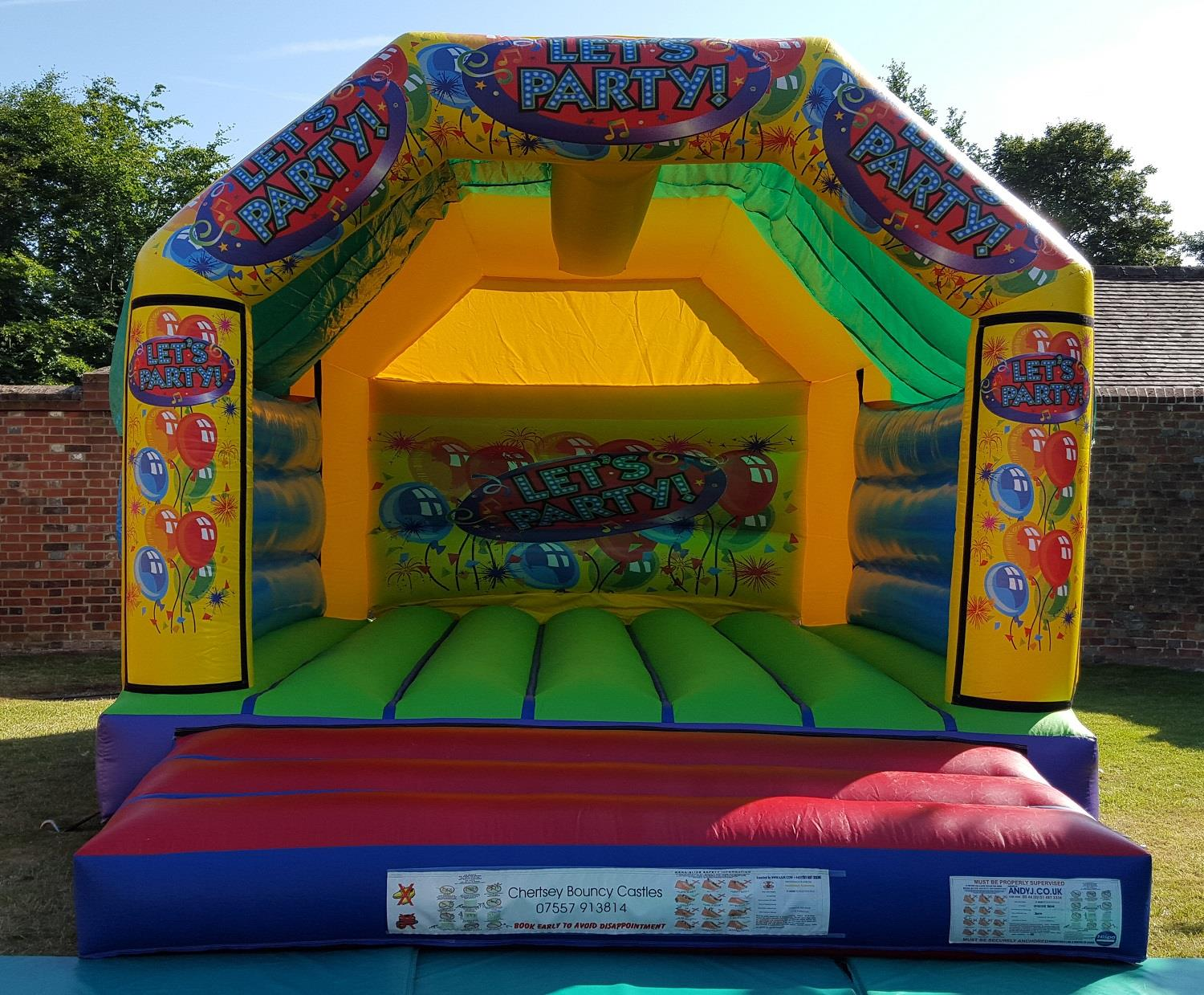 Adult Bouncy Castles 70