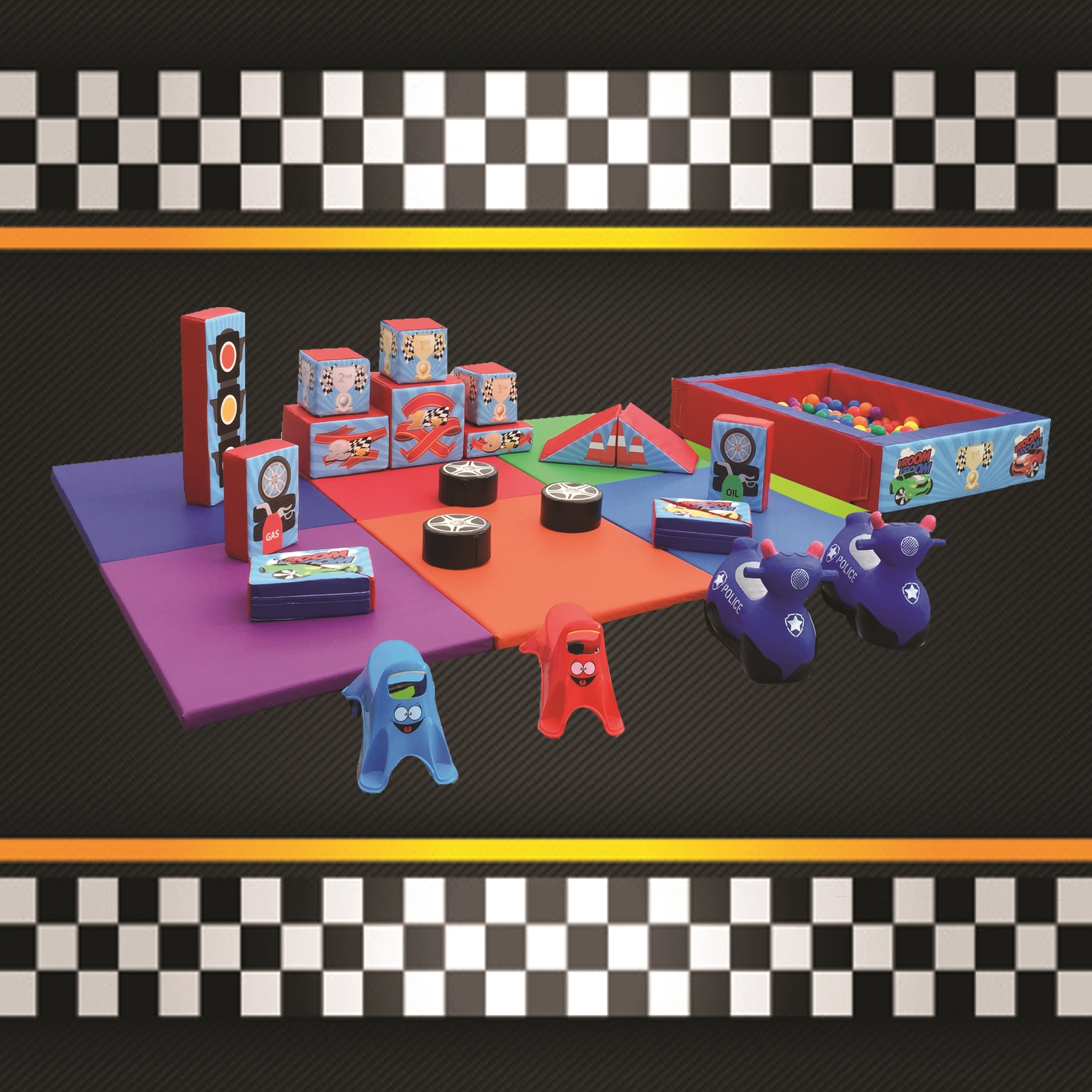 soft play bouncy castle with slide hire rotherham sheffield. Black Bedroom Furniture Sets. Home Design Ideas
