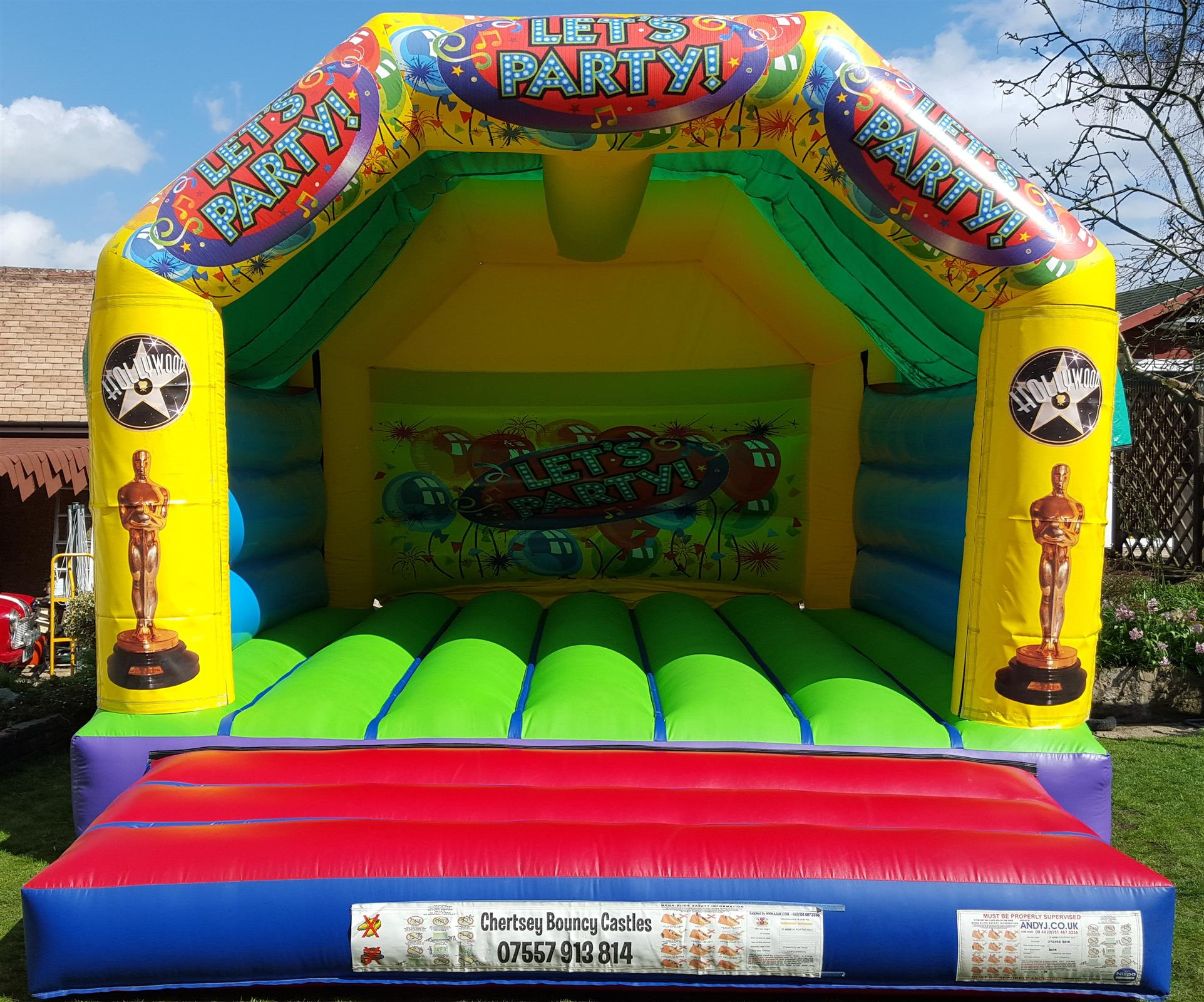 Adult Bouncy Castles 45