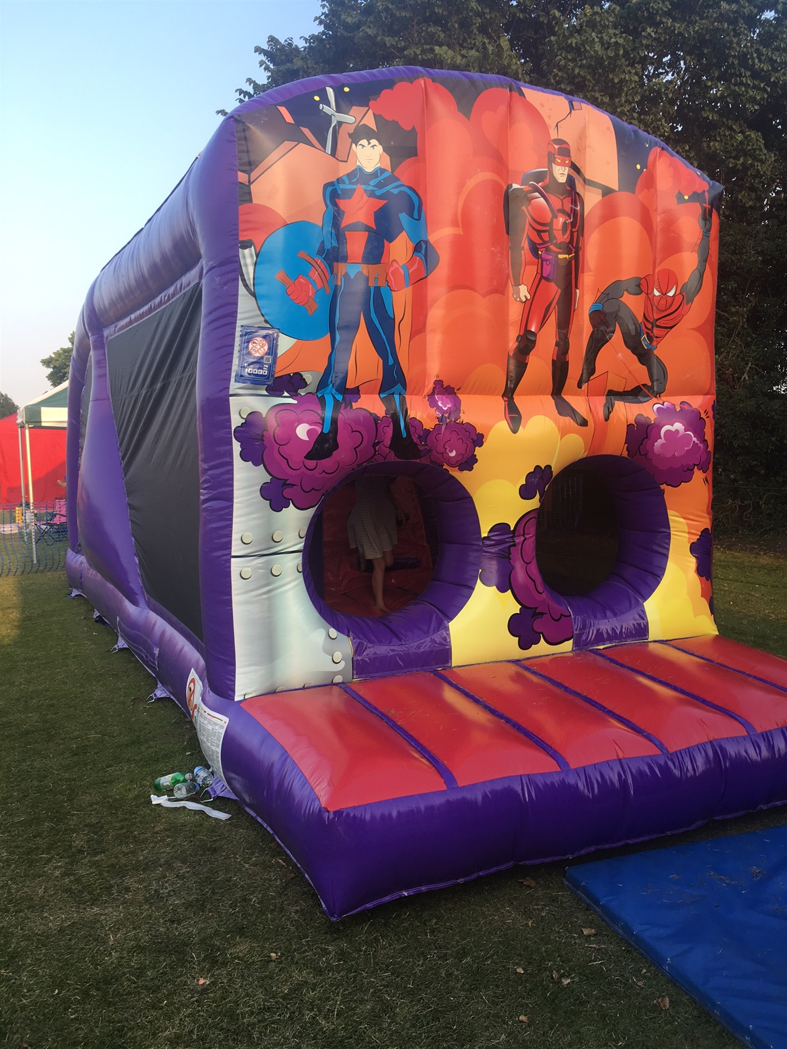 Inflatable Slides Bouncy Castle Hire In Colchester