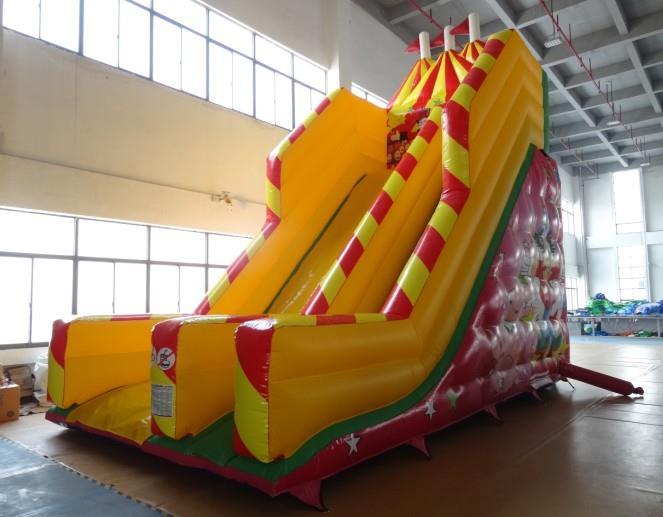 Giant Slide Hire In Edinburgh Fife And Glasgow