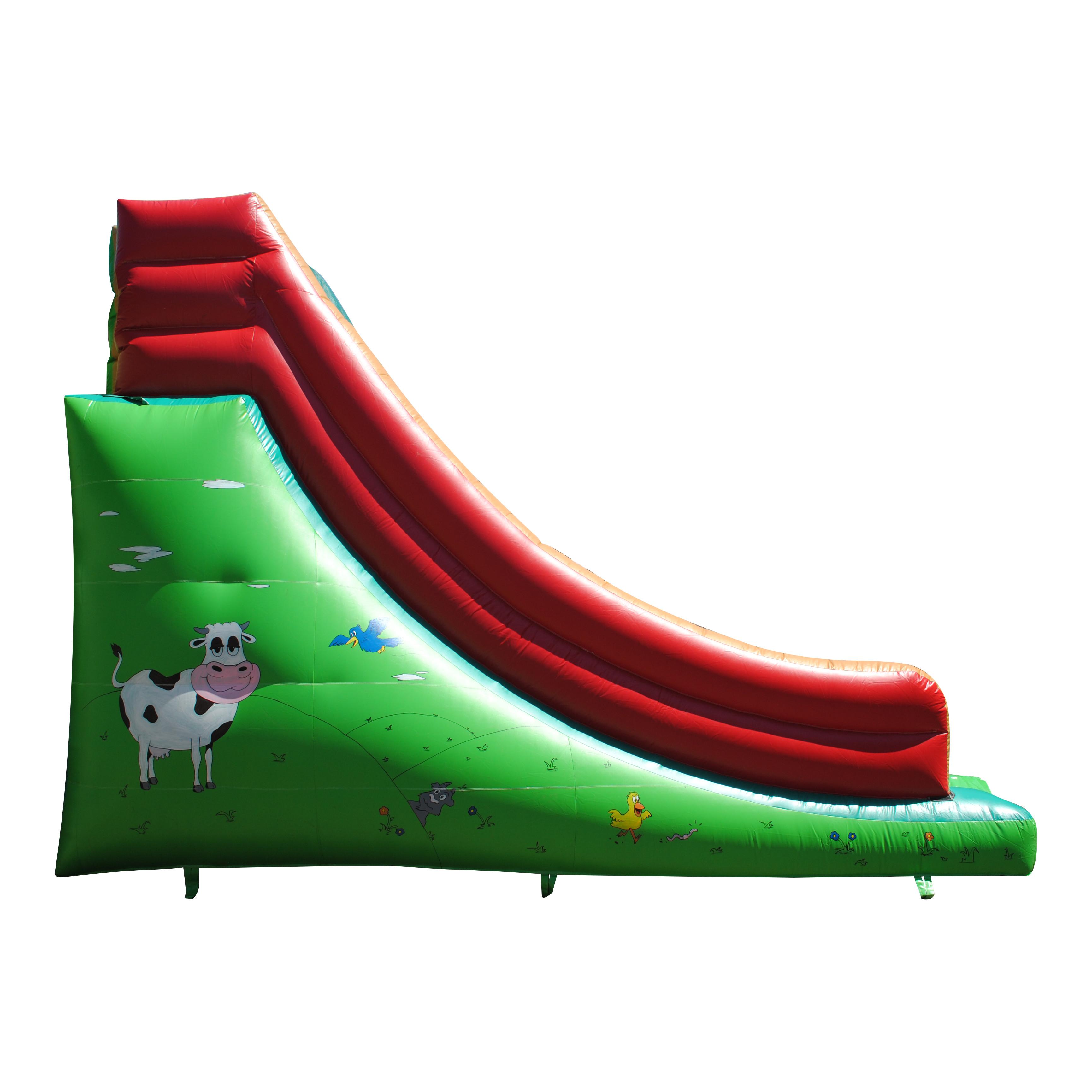 Inflatable Slide Hire Uk: 15 X 25ft Farmyard Super Slide