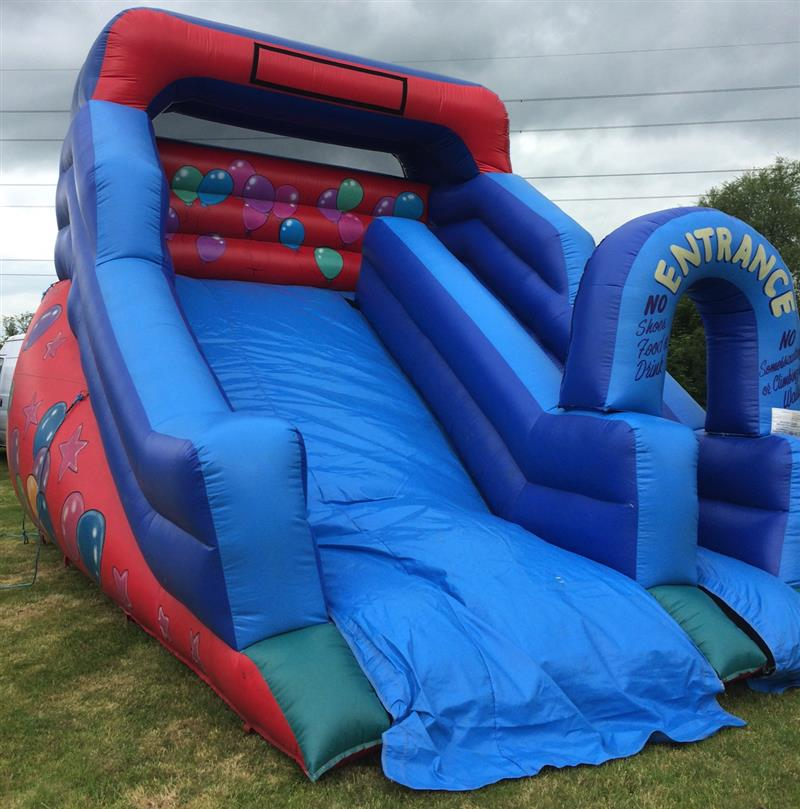 Inflatable Slide Hire Uk: Bouncy Castles And Bouncy Slides
