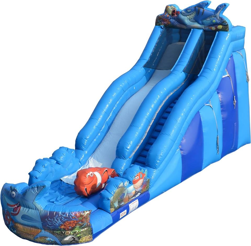 Tallest Inflatable Water Slide In The World: Water Slide Hire Perth - Xtreme Bounce Party Hire
