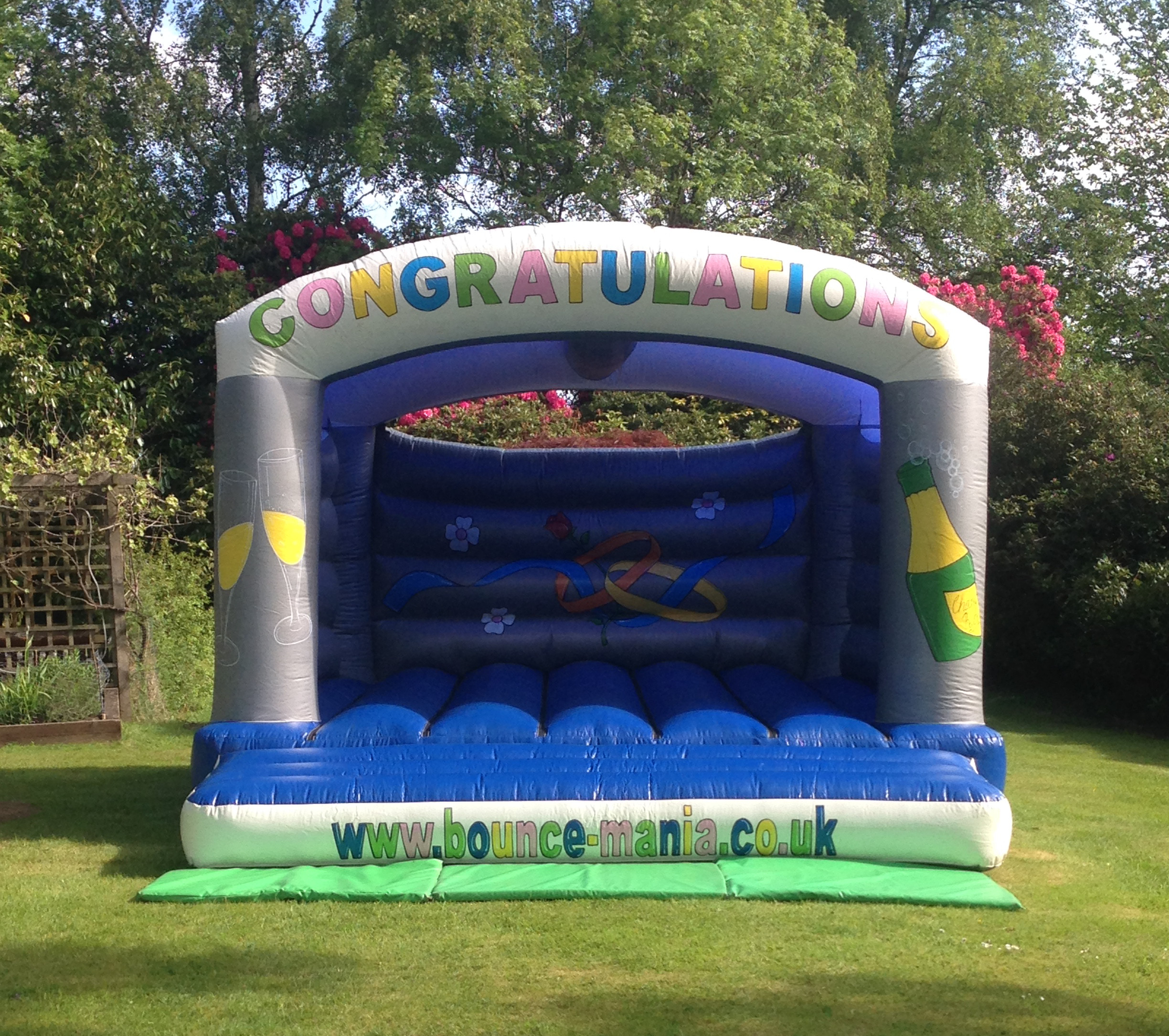 Inflatable Slide Hire Uk: Adult Bouncy Castles Available For Hire