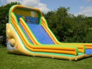 Inflatable Water Slide Hire Uk