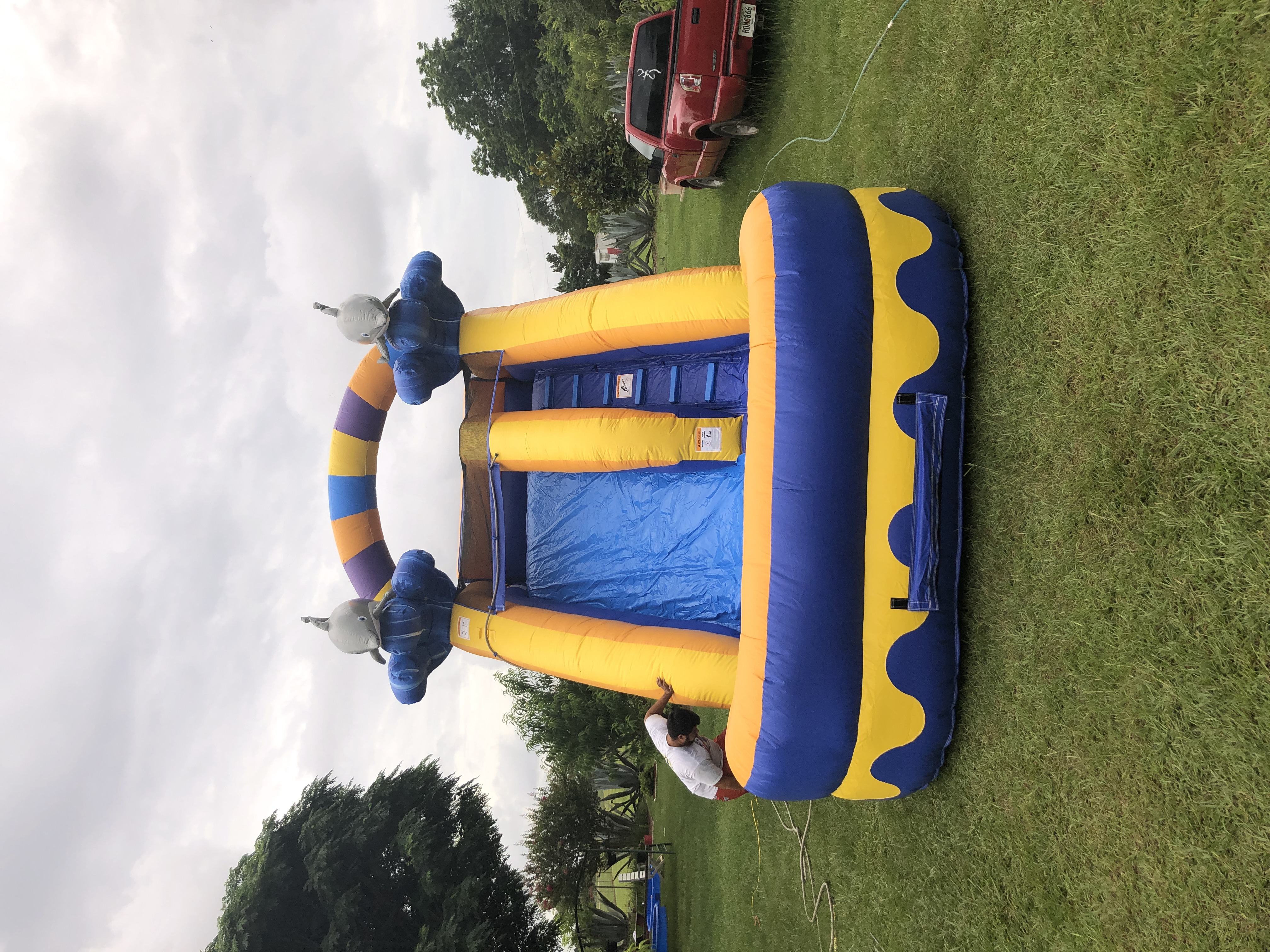 Waterslides - Inflatable Rentals, Bounce House Rentals ...