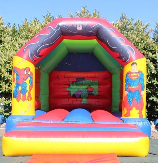 adult bouncy castle hire london