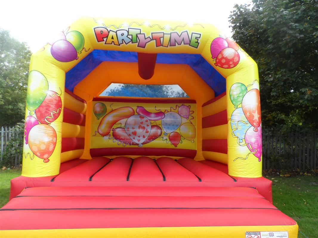 Bouncy Castles Children Bouncy Castles In West Midlands