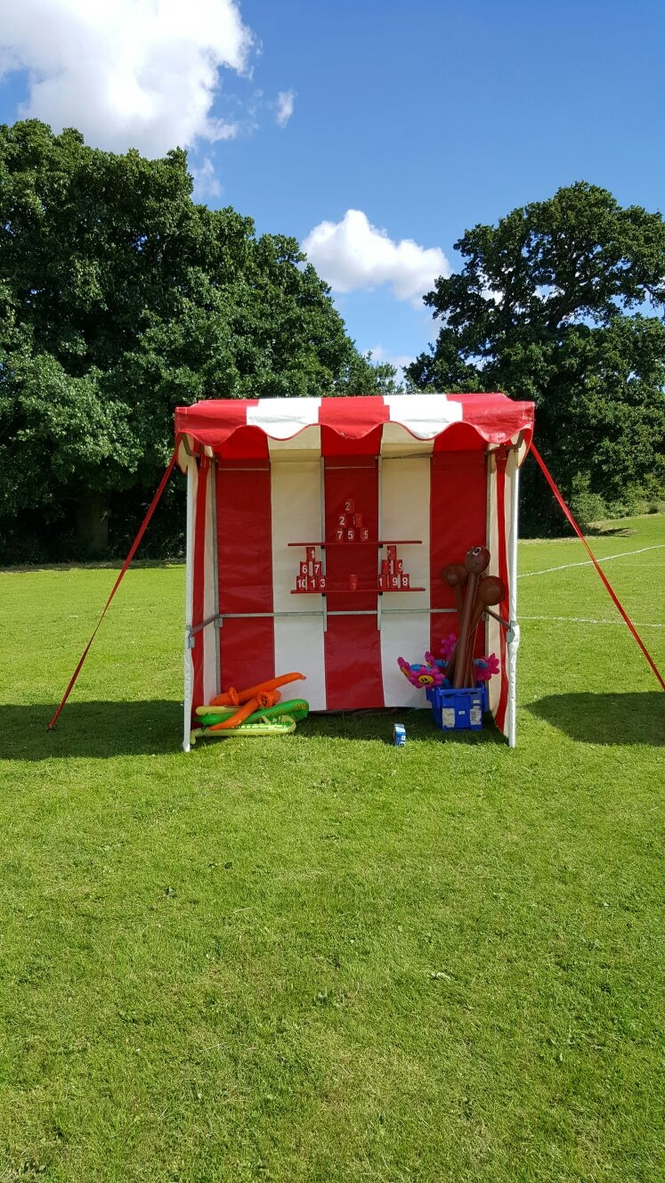 Traditional Side Stall Hire In Essex