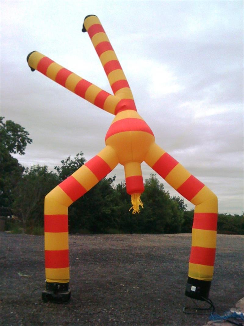 Windy Man Air Dancer Bb 105g Bouncy Castle