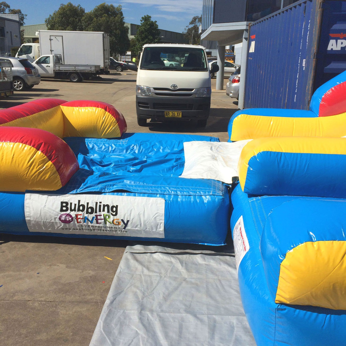 Inflatable Slide North Myrtle Beach: Jumping Castle Hire In Sydney