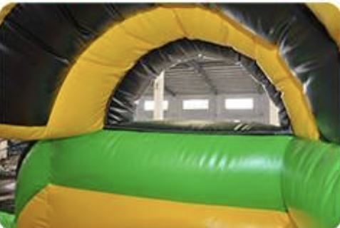 Its A Bugs Life Inflatable Adventure Zone Bouncy Castle
