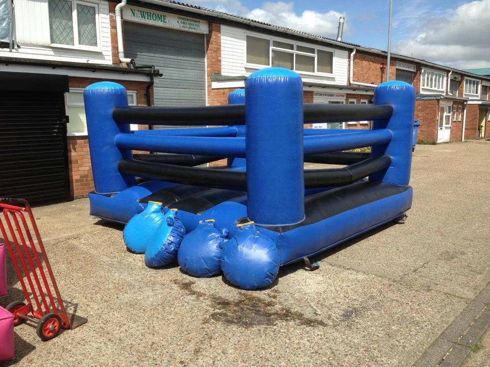 Bouncy Castle Boxing Ring For Sale