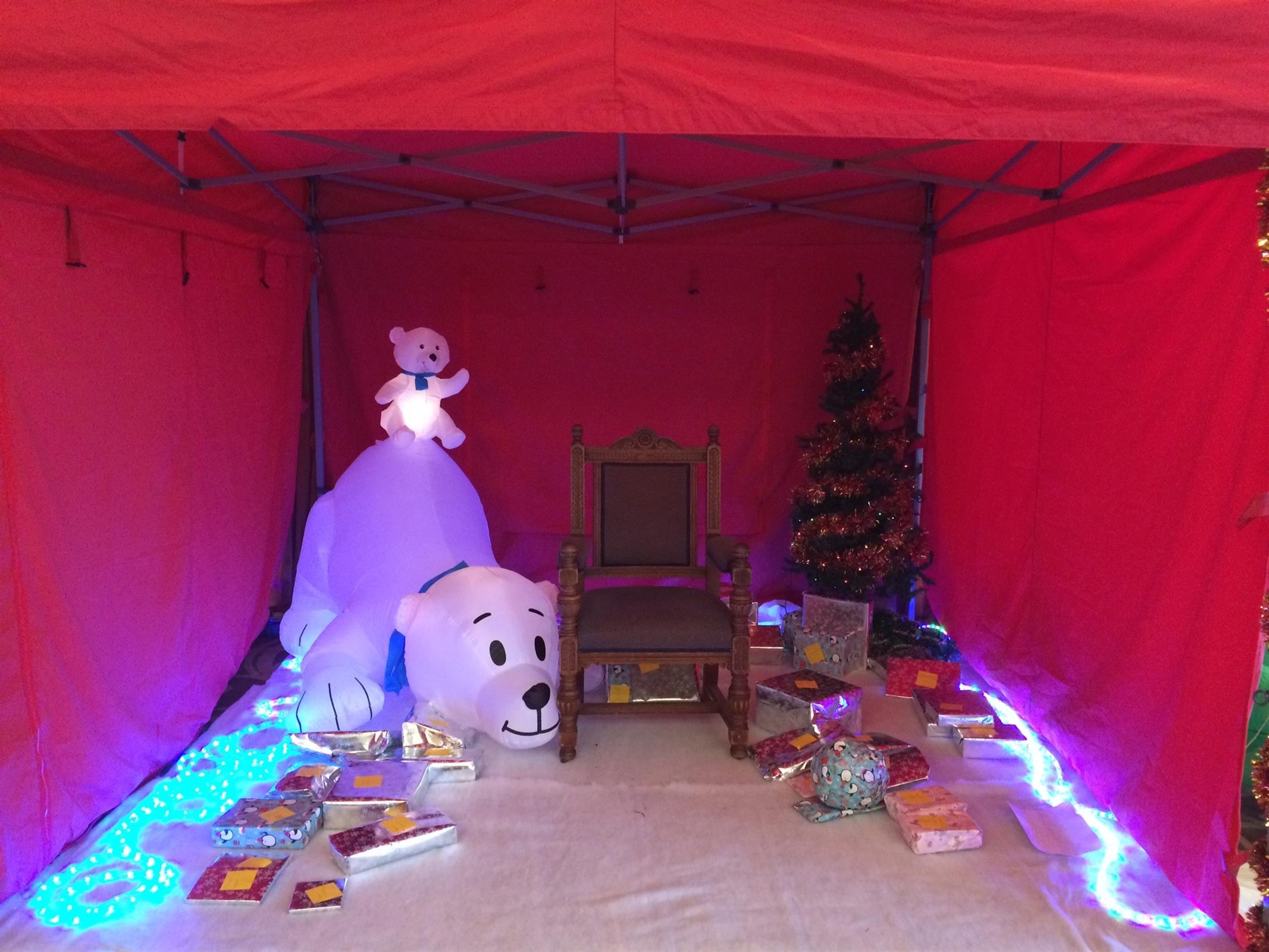 Traditional Santa S Grotto Hire In Fife Edinburgh And Glasgow
