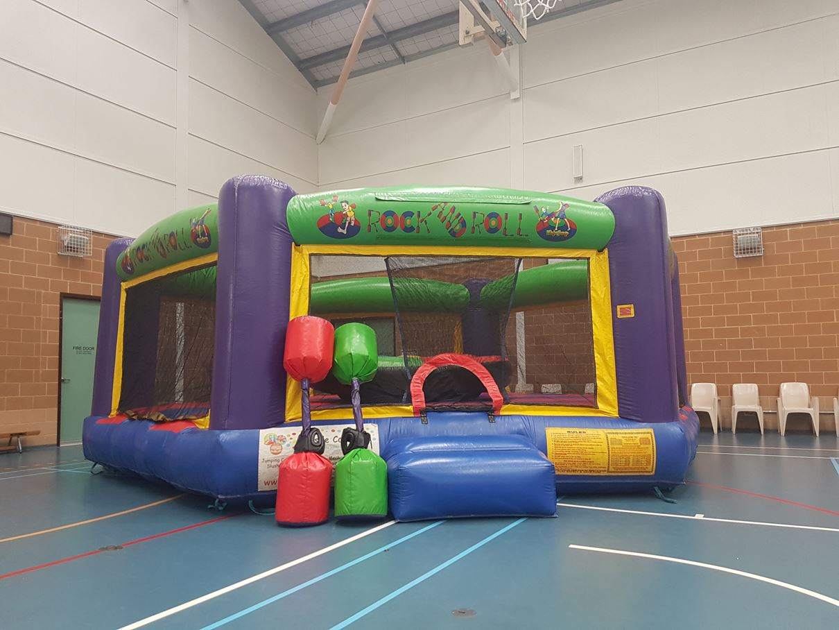 Teenager Party Fun Jumping Castle Hire In Adelaide