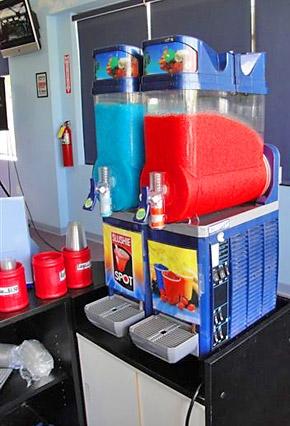 Bunn Ultra 2 SS/WHT REFURB Frozen Drink Slush Machine CONTACT 4 ...