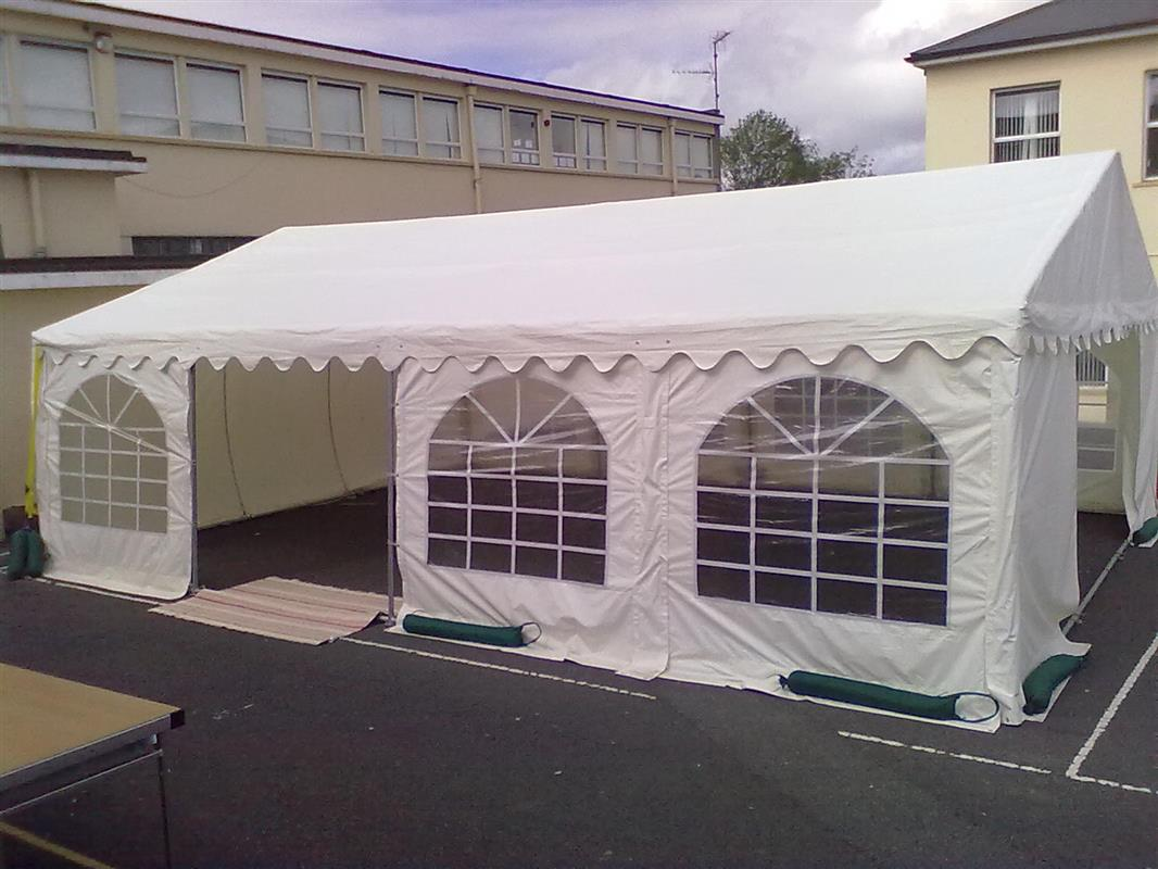 6 X 8 M Marquee Bouncy Castle Hire Marquee Hire in Omagh Dungannon Cooks