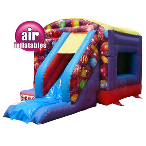 Inflatable Slide Hire Uk: Cov Bounce Bouncy Castle Hire