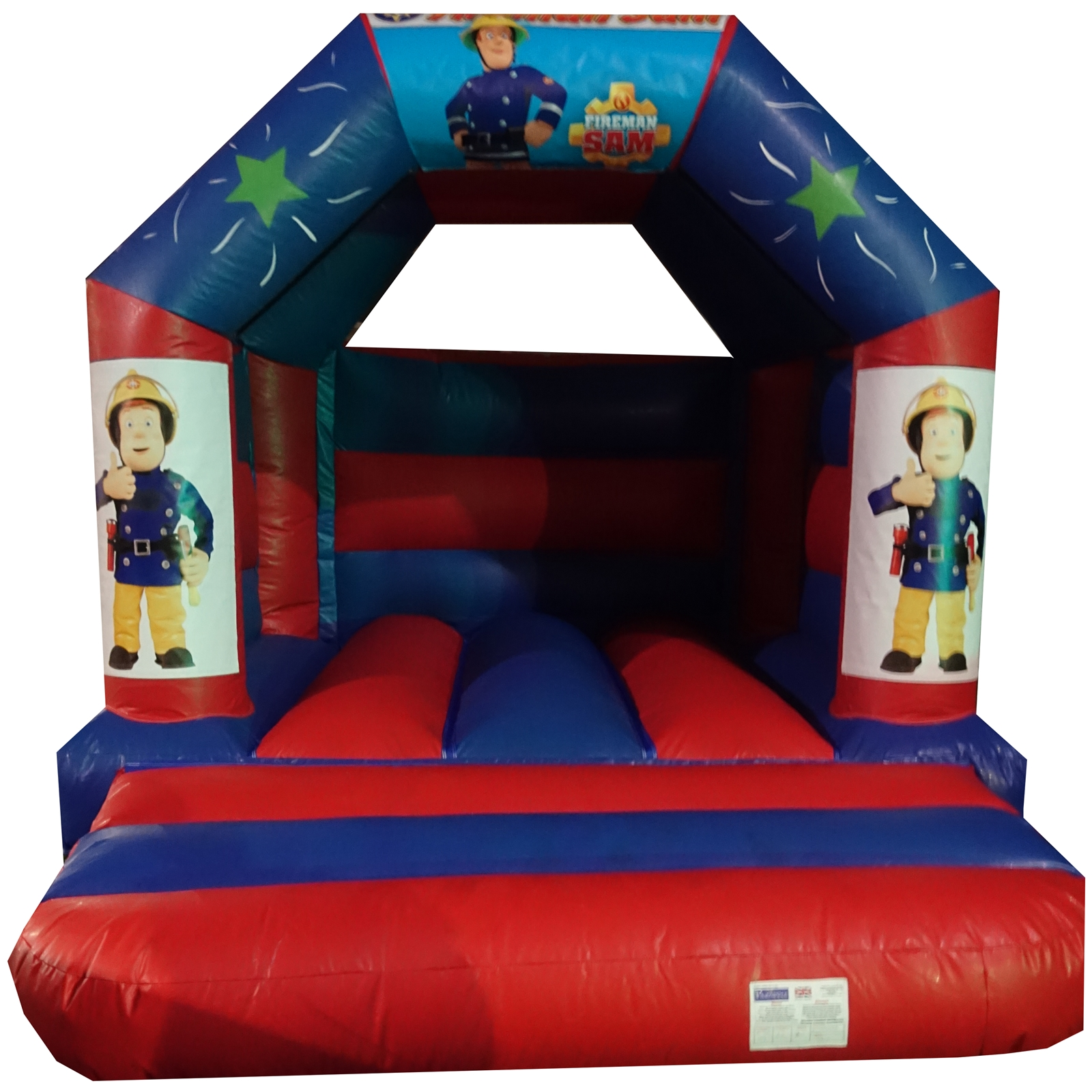 Inflatable Slide Hire Uk: Small 10x12 Bouncy Castle Hire