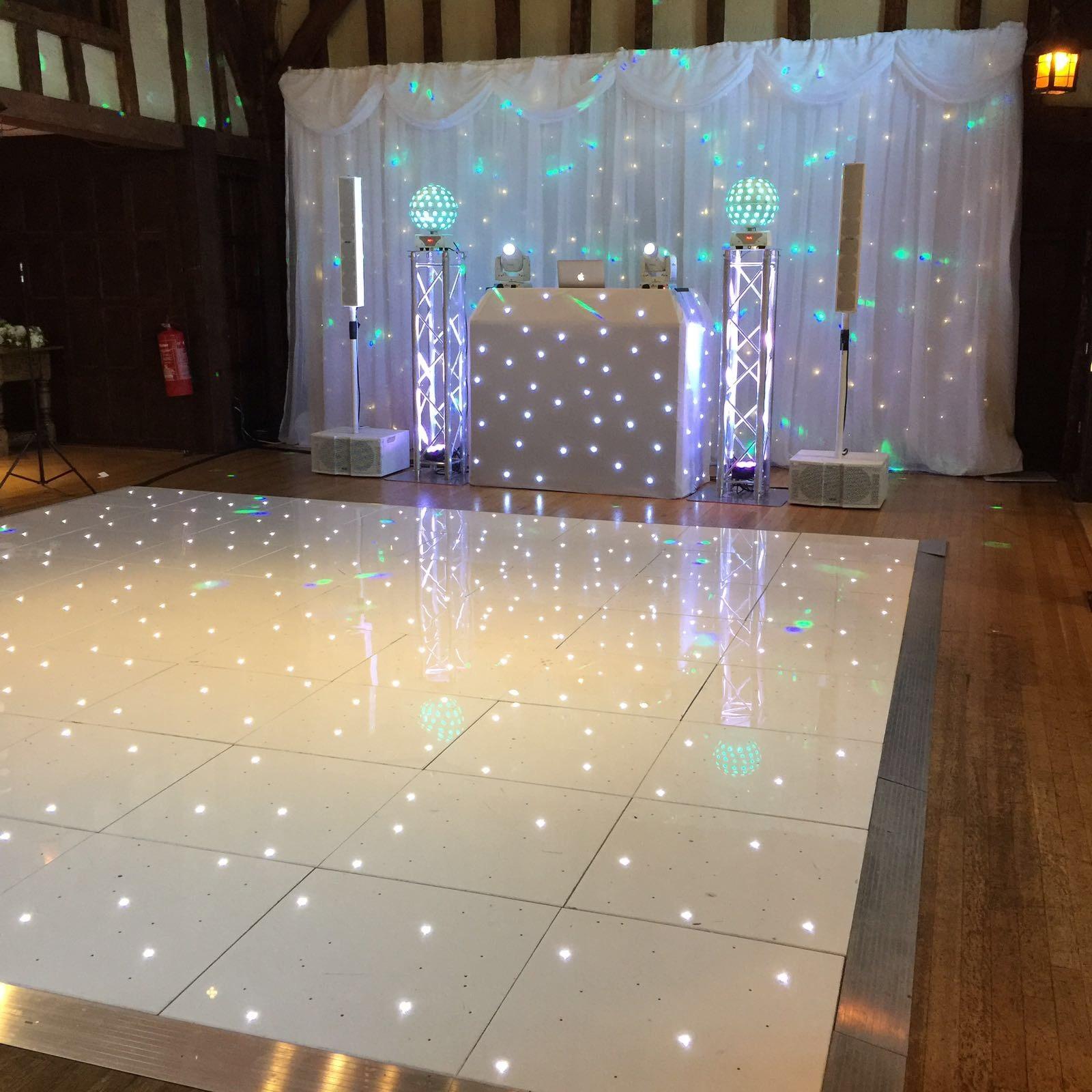 Dance Floors Event Entertainment In London