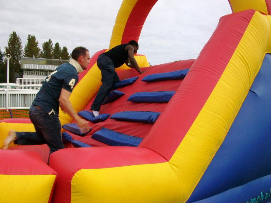 Slide Hire In Fife Edinburgh Or Glasgow