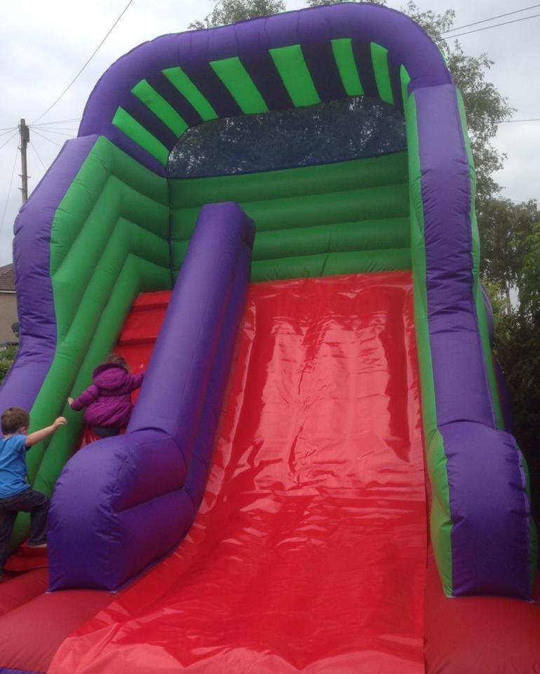 Inflatable Slide Hire Uk: Inflatable Slide Hire Event Slides