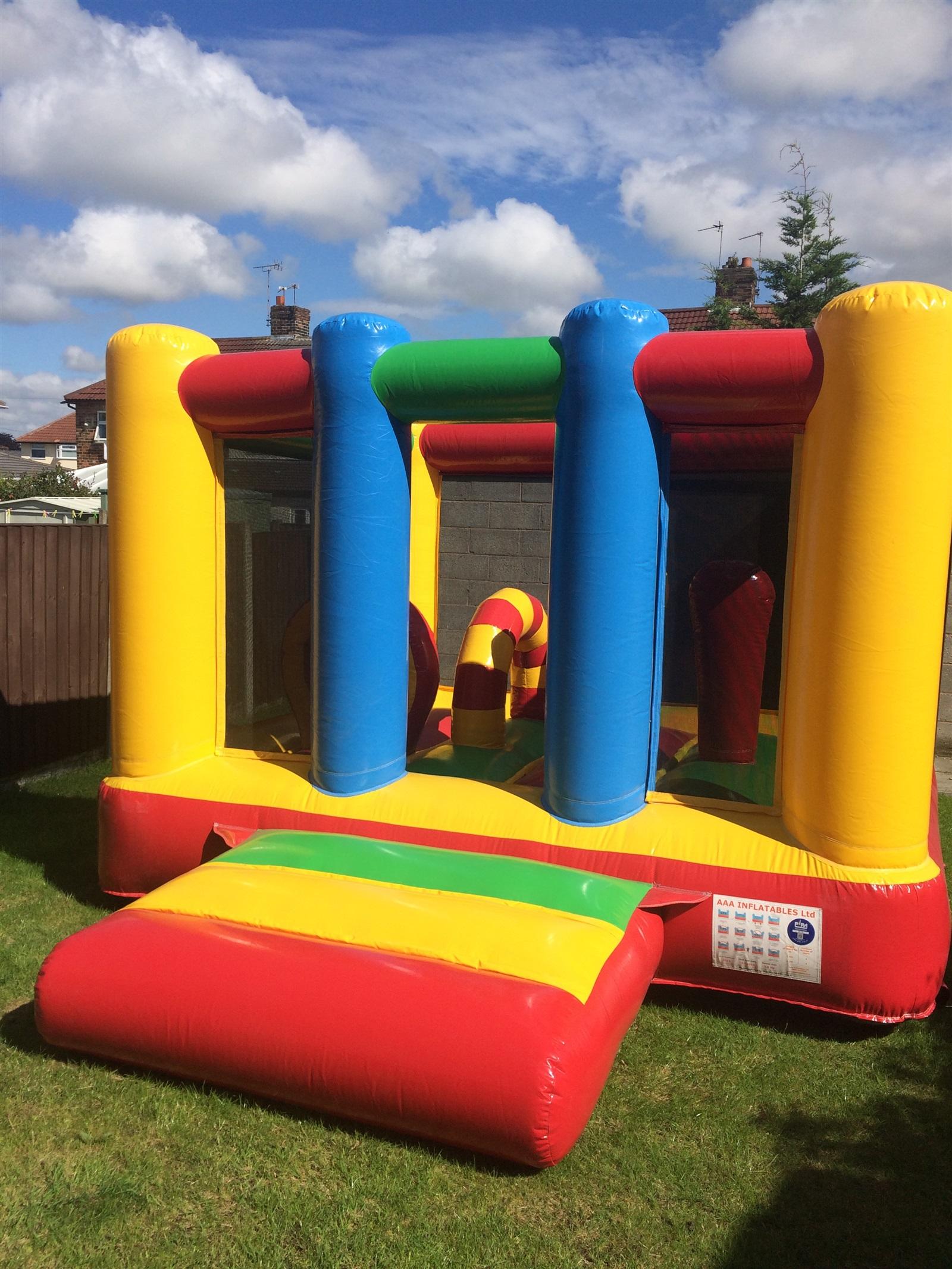 Bouncy Castle Hire Liverpool Bouncy Castles
