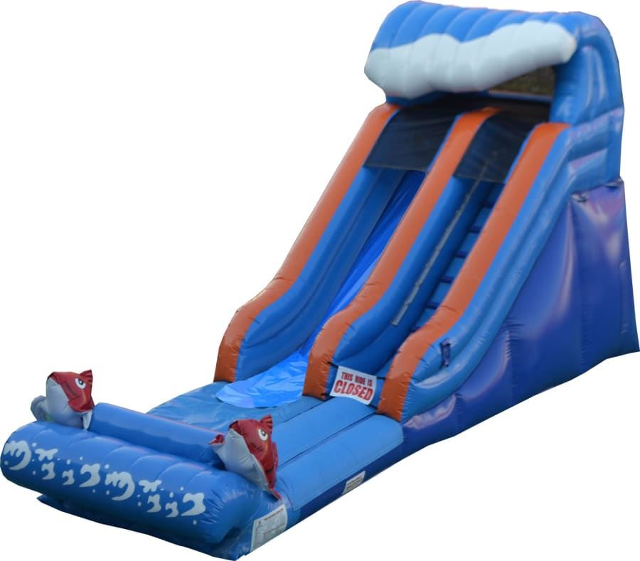 Inflatable Water Slide Az: Water Bouncy Castle Hire Perth