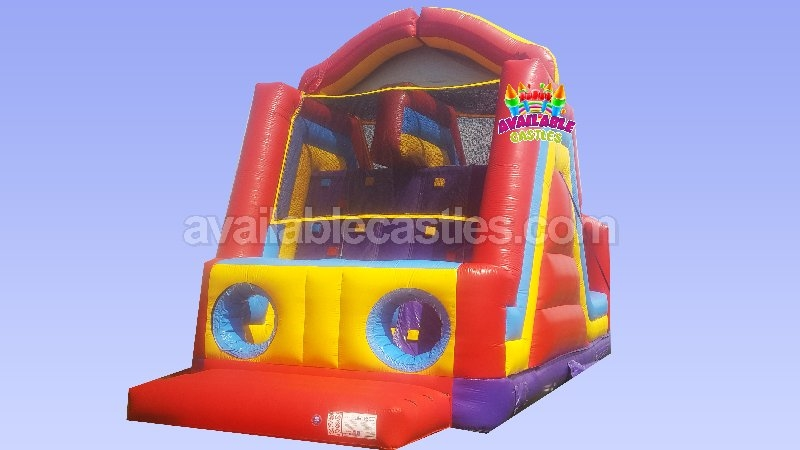 Ultimate Challenge Slide Bouncy Castles In Leicester