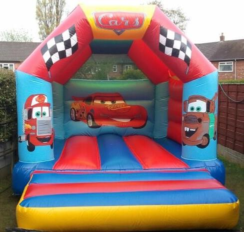 12 X 14 Disney Cars Bouncy Castle Bouncy Castle Hire In