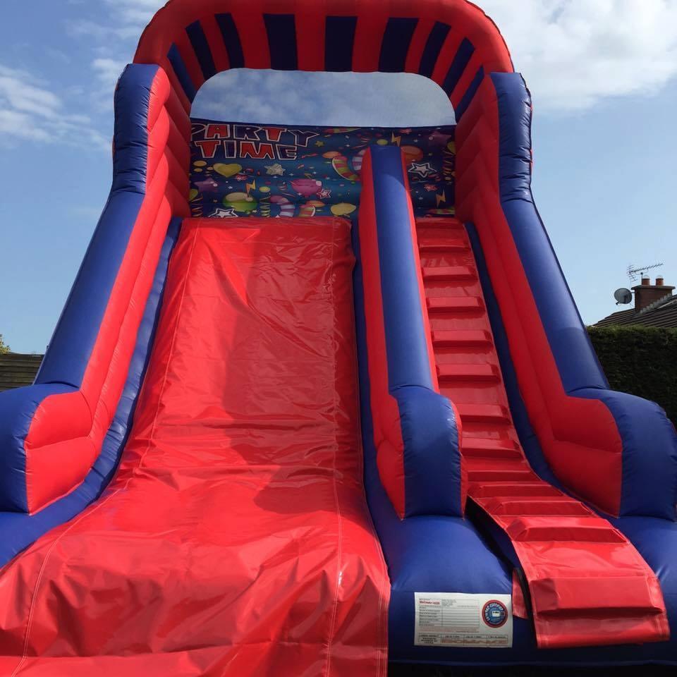 Inflatable Slide Hire Uk
