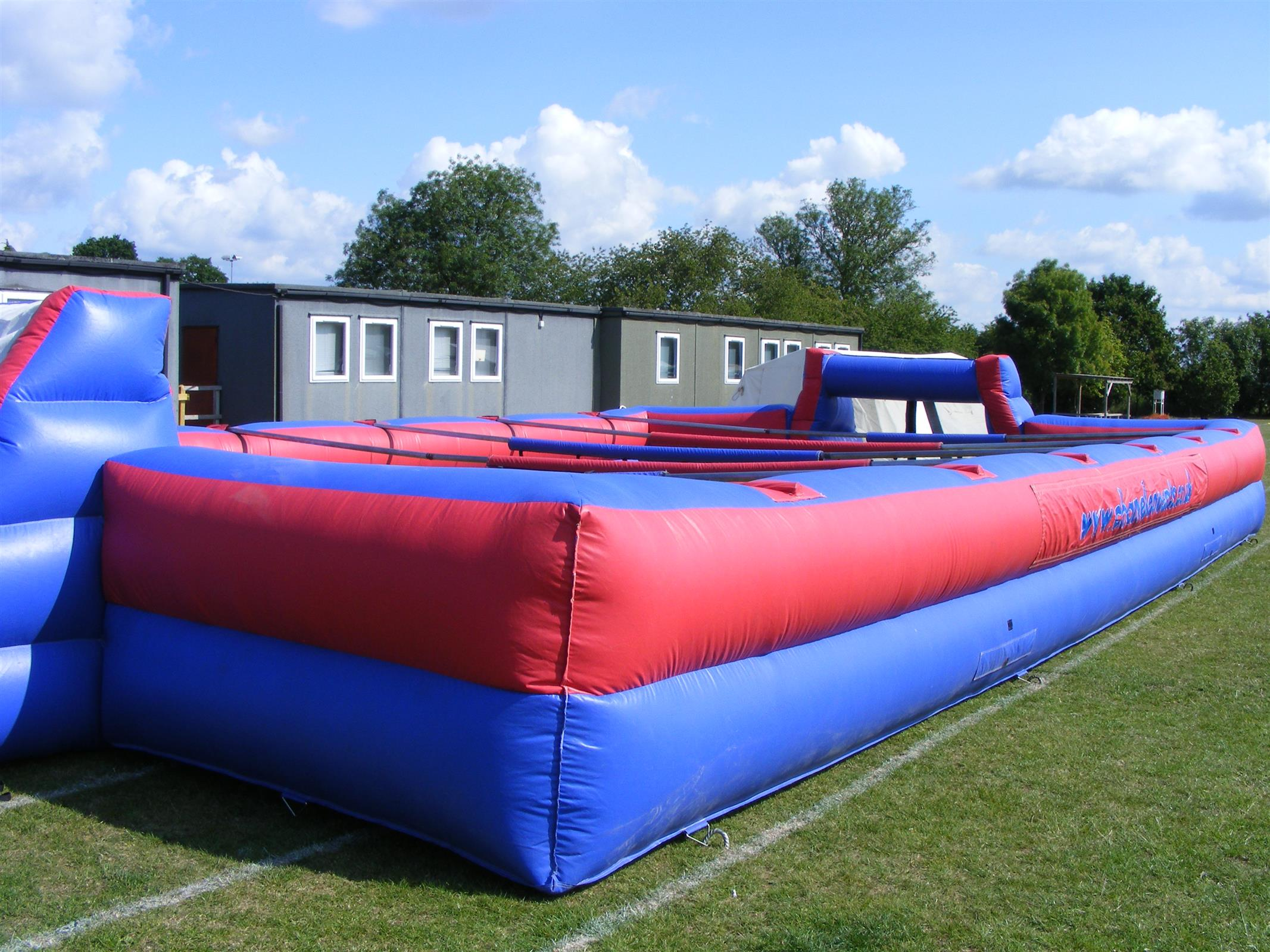 Inflatable Table Human Table Football Inflatable Bouncy Castle Hire In Bedford