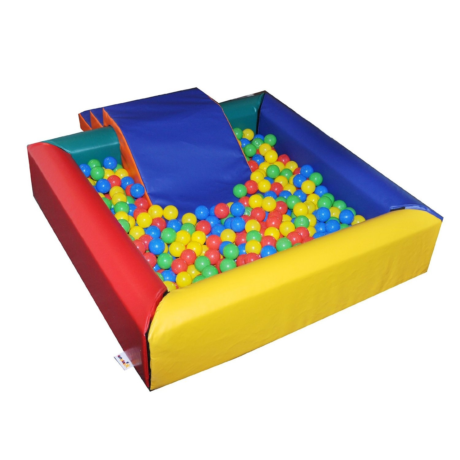 Ball Pool With Steps And Slide Bouncy Castle Hire Soft