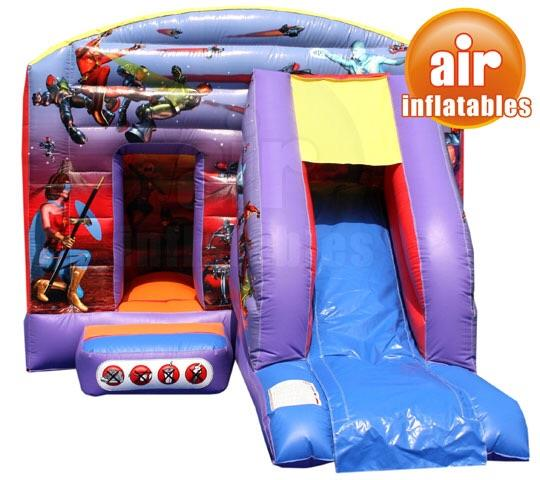 Inflatable Slide Hire Uk: Bouncy Castle Hire In ORPINGTON, BROMLEY