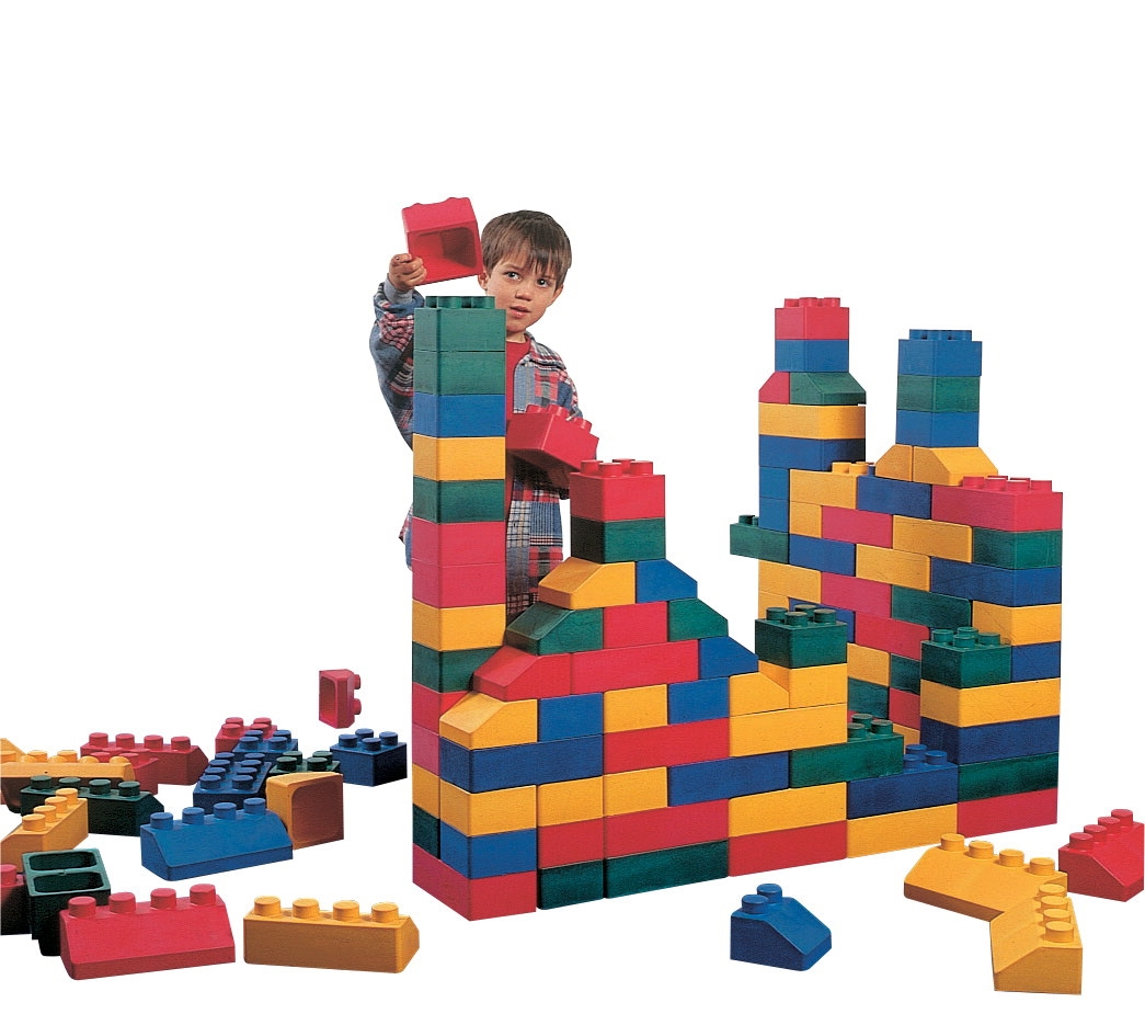 What Is The Game With Building Blocks Kids Play